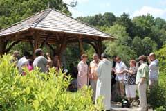 Wedding at Laurelwood