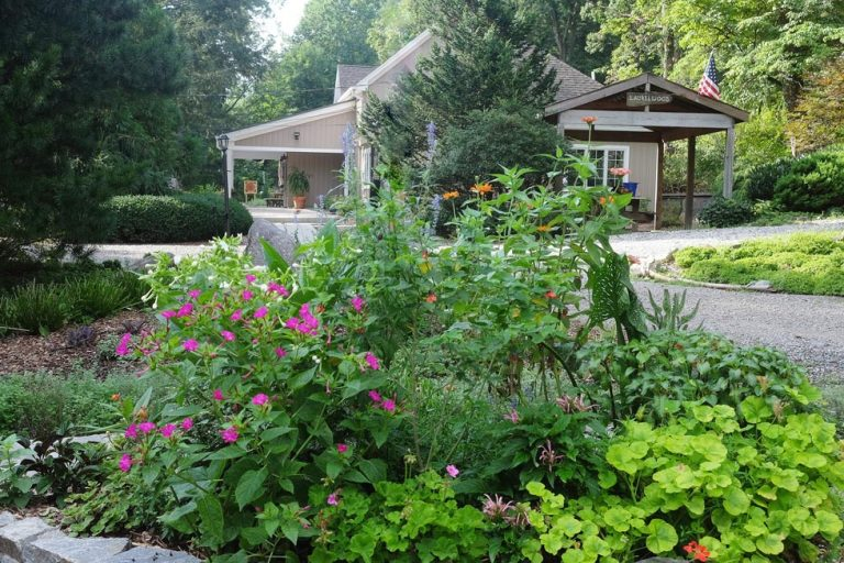 Knippenberg Center with Sensory Garden