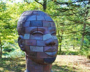 Brickhead Iyemoja by sculptor James Tyler