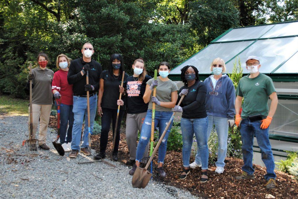 Lakeland Volunteers