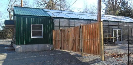 New Propagation Greenhouse