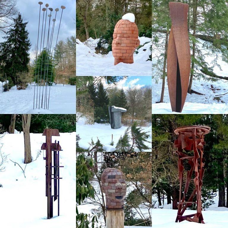 Sculpture Trail Photos