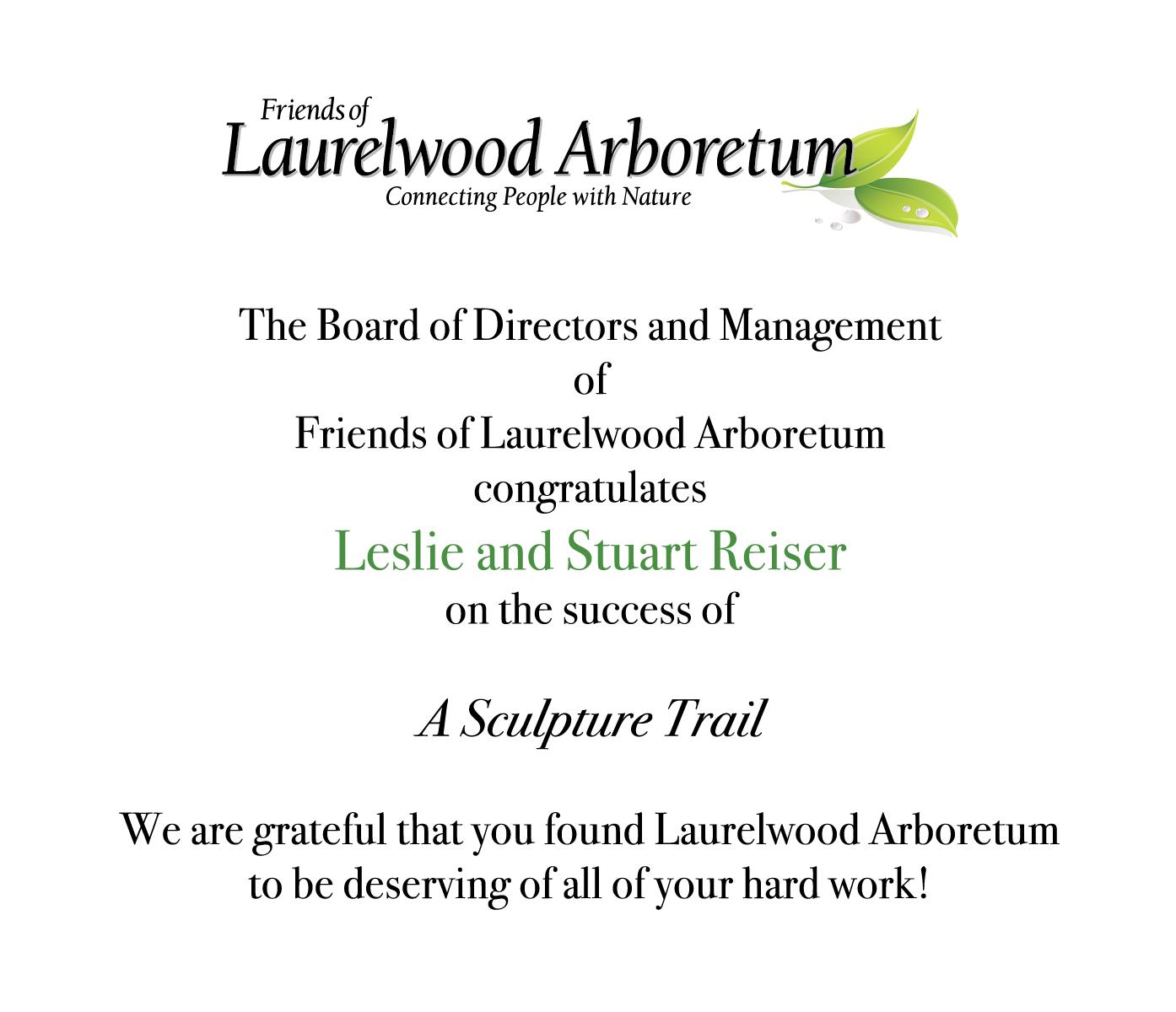 Board of Directors ad