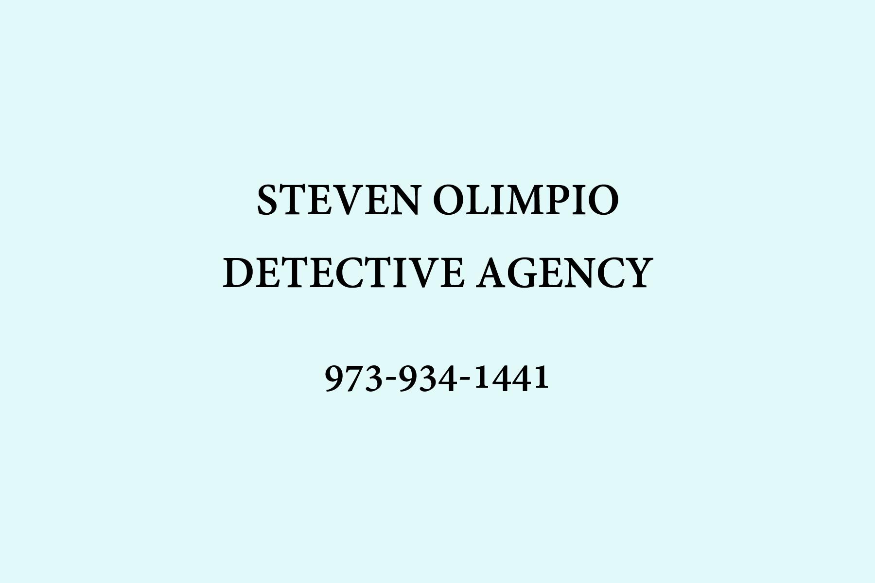 Olimpio Detective Agency