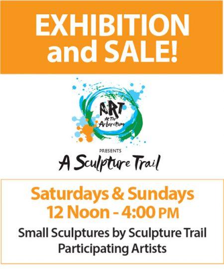 Sculpture Trail Exhibition & Sale